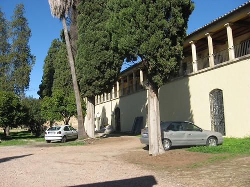 Aparcadero  Biblioteca Publica Provincial Cordoba