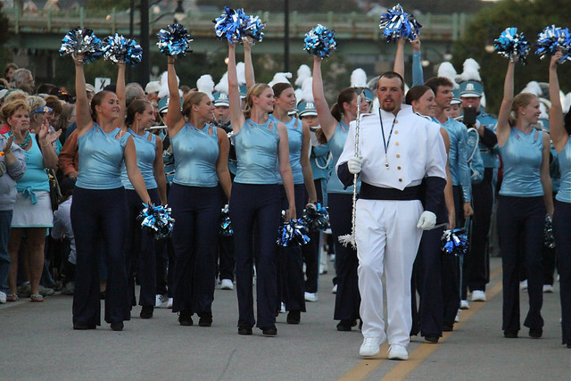 Pride of Maine Marching Band