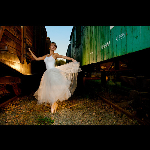 Ballerina by marciη