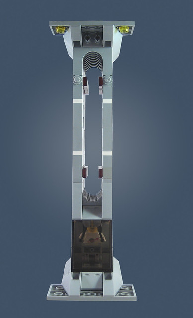MOC-014 LEGO I Spaceship