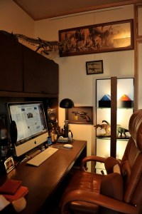 Man cave office | Flickr - Photo Sharing!