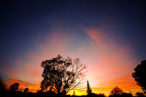 Wide Sunset by Doha Sam