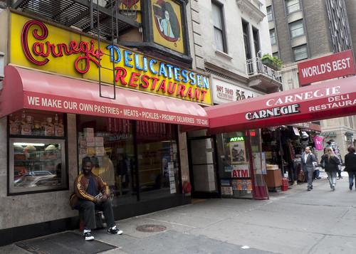 Carnegie Deli, NY, NY