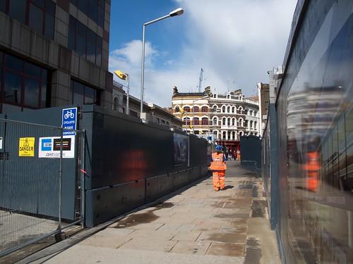 Farringdon - Crossrail
