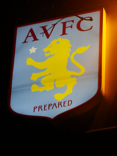 Villa club crest