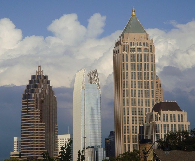 Atlanta  High Rise Buildings  Explore Medisetty Uday