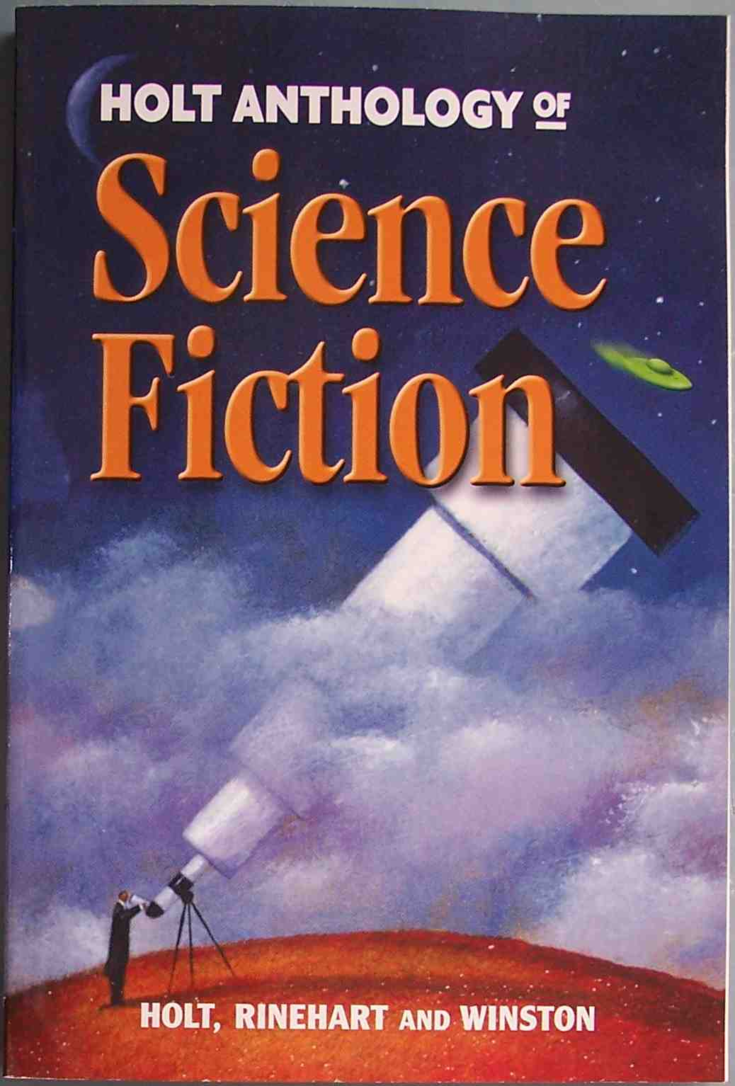 Holt Anthology Of Science Fiction Flickr