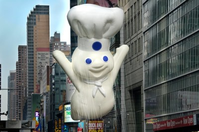Pillsbury Dough Boy Balloon