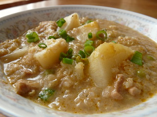 Ecuadorian Quinoa Soup