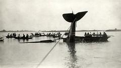 Noodlanding watervliegtuig / Emergency landing water plane