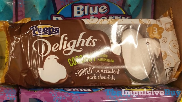 Peeps Delights Coconut