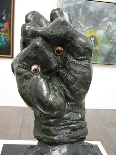 Enrico Donati's Fist