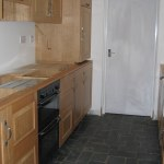 Kitchen Units The Oven Is In Place And Working But The Wor