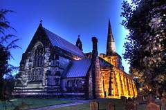 365-008 Winwick Church, Warrington Cheshire UK