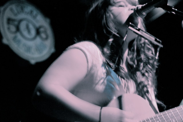 samantha crain & the midnight shivers @ the local 506