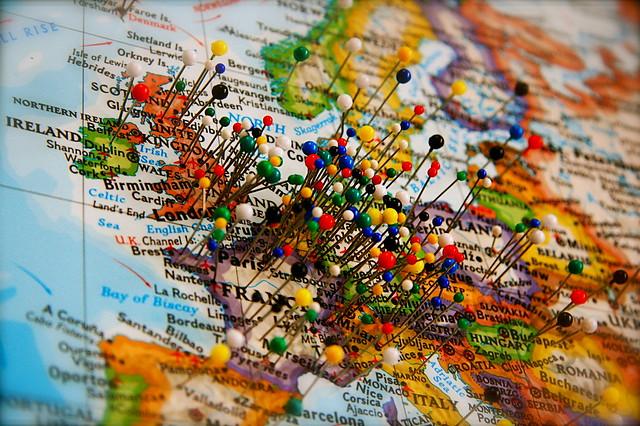 work anywhere in europe