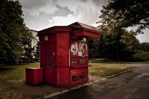 Incognito (in Bratislava) - Photo : Gilderic