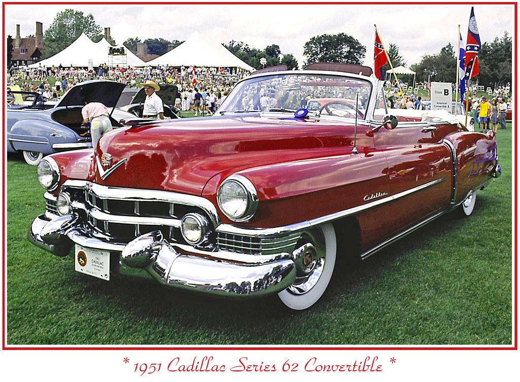 1951 Cadillac Convertible A Photo On Flickriver