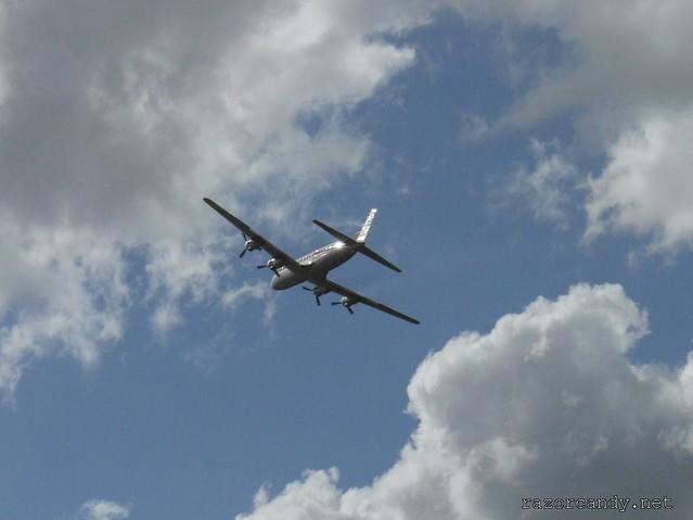 British Eagle Douglas DC-6