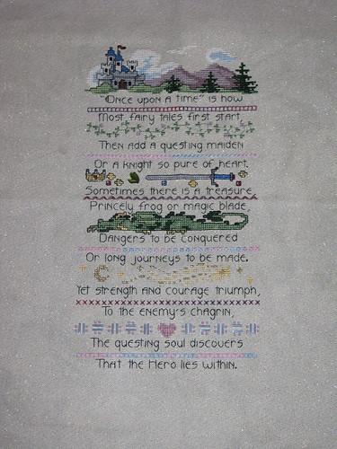 Fairy Tale Sampler (Dragon Dreams)