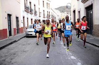 Medio Maratón de Zacatecas