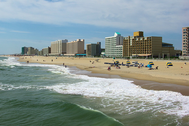 Virginia Beach, Virginia, May 10, 2009