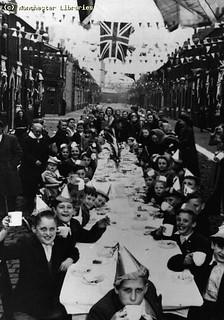 Coronation Celebration, 1953.