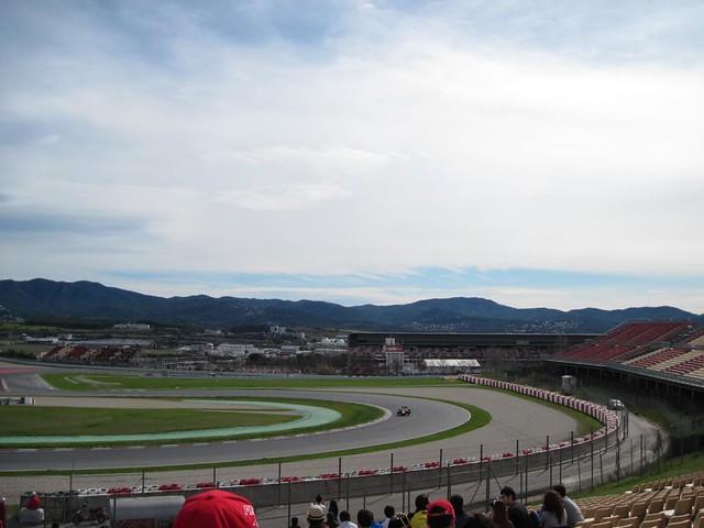 Montmeló - F1 Tests