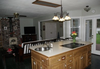 Kitchen Island Sink Or Stove