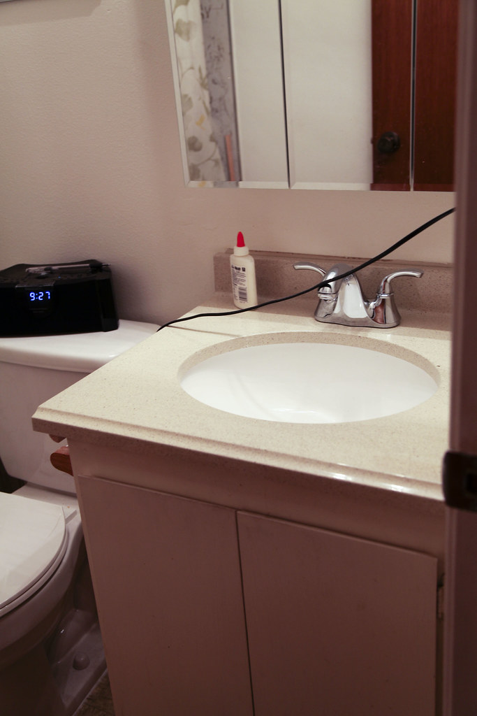 Replacing the Sink
