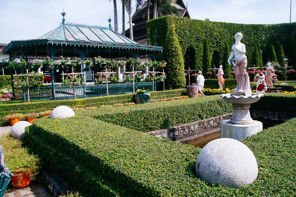 European Garden, Nong Nooch Tropical Garden, Pattaya
