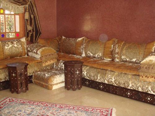 Moroccan Furniture Design