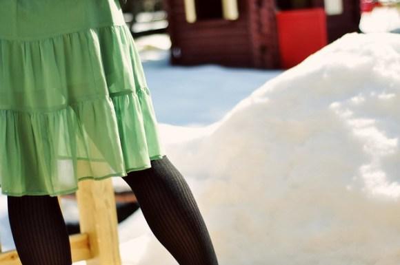 66.365 - The Girl in the Green Skirt