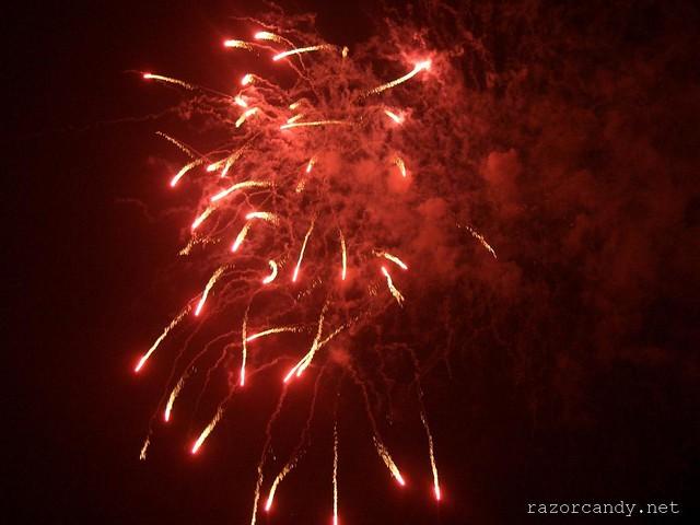 3 Fireworks  031107