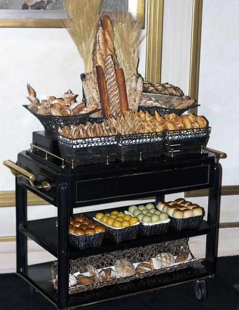 Jol Robuchon bread cart  Flickr  Photo Sharing