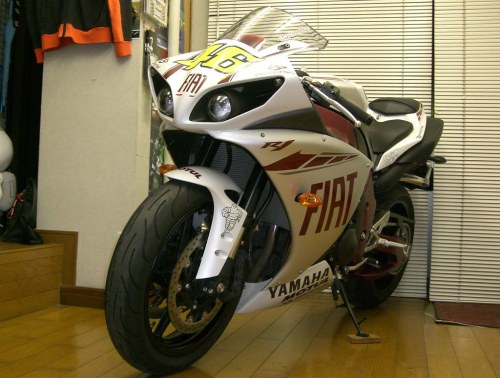 small resolution of  r1 fiat replica color change by bluxgraphics motorcycle design japan midorikawa