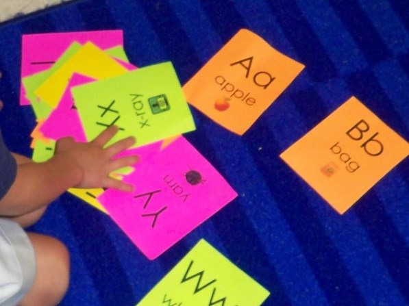Literacy Stations: ABC Order