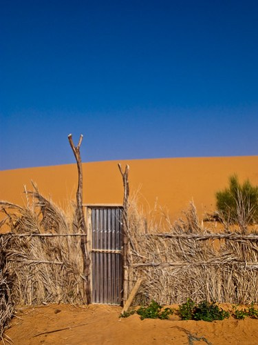 Das Wüstentor