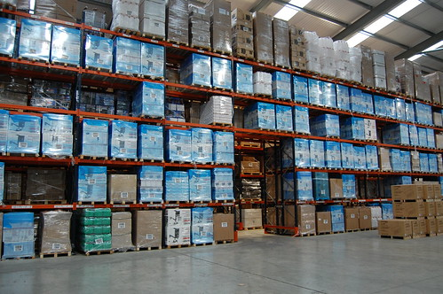 Sealey Power Products Warehouse