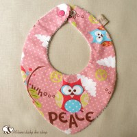Handmade Baby Bib | Flickr - Photo Sharing!