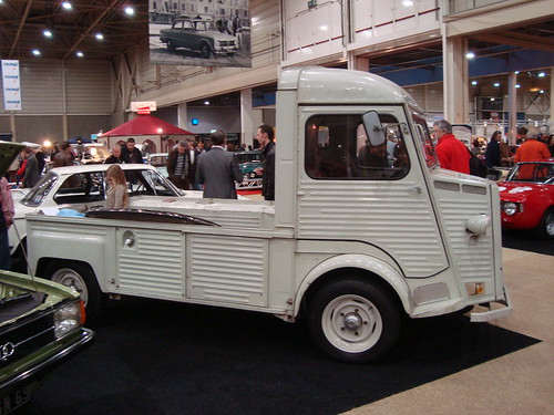 1972 Citroën HY Pickup