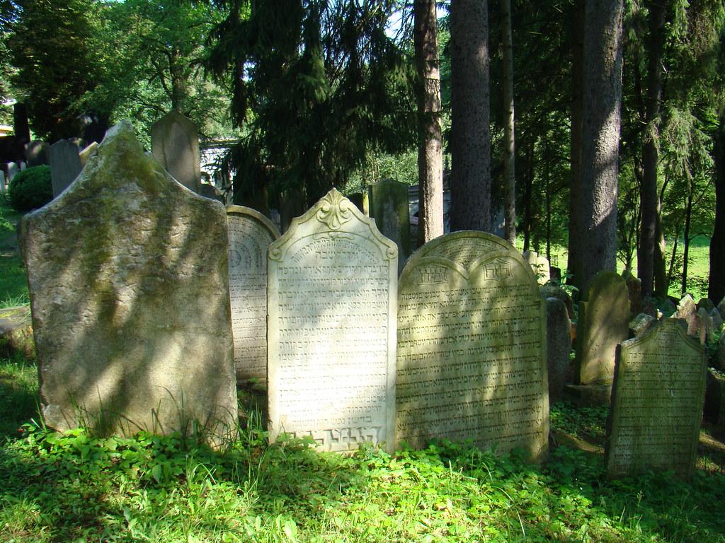 Cementerio Judio-Trebic-Chequia 15