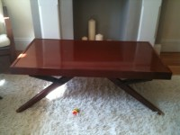 castro convertible table | Low height - used as coffee ...