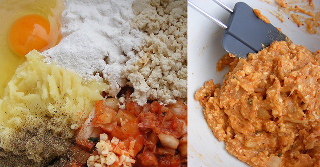 Recipe for Kimchi Pancakes