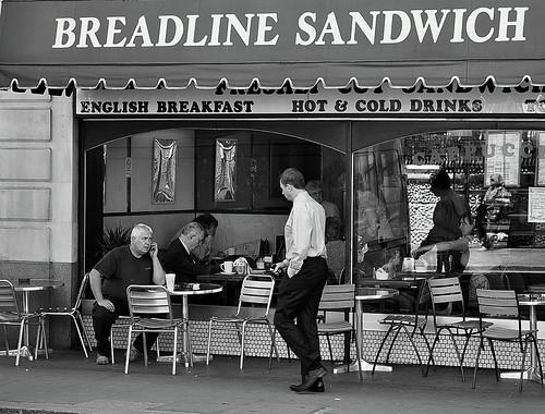 On The Breadline