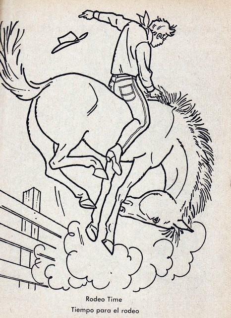 brisbane broncos horse  free coloring pages