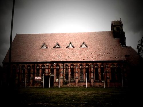 Rubery Hill Hospital Chapel