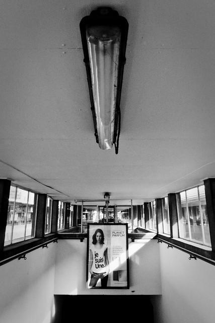 (I am) One (Gare de Bruxelles-Midi) - Photo : Gilderic