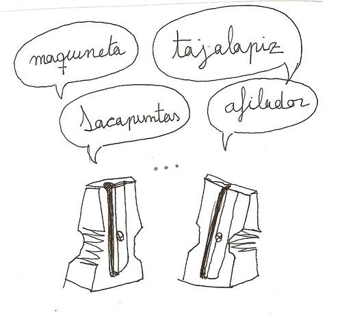 riquezas lingüisticas de andar por casa by Señoritafeito