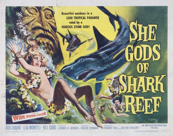 She Gods of Shark Reef